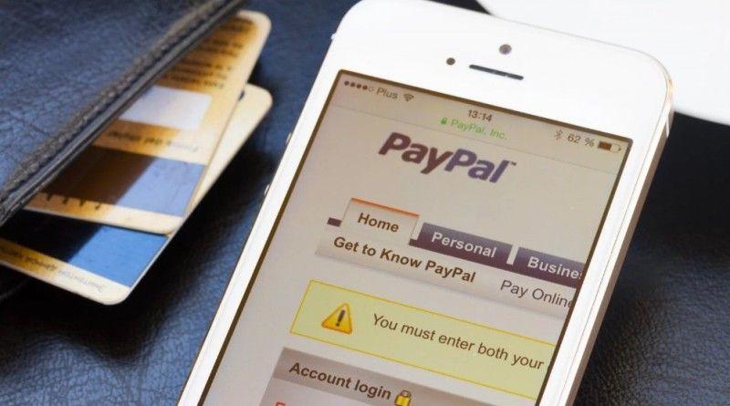 Как создать PayPal кошелек